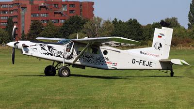 D-FEJE - Pilatus PC-6/B2-H4 Turbo Porter - Private