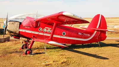 RA-71179 - PZL-Mielec An-2 - Private