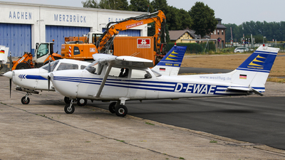 D-EWAE - Cessna 172R Skyhawk II - Westflug Aachen