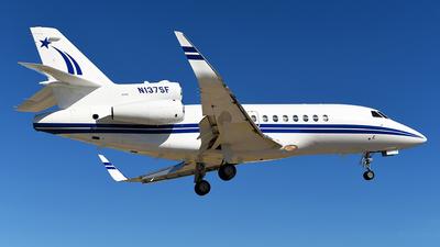 N137SF - Dassault Falcon 900EX - Private