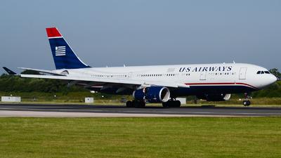 N289AY - Airbus A330-243 - US Airways