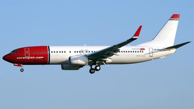 LN-NOH - Boeing 737-86N - Norwegian