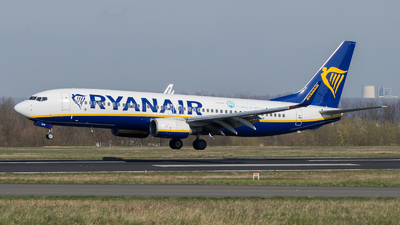 A picture of EIDYM - Boeing 7378AS - Ryanair - © Tjorve. Henzler