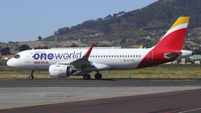 EC-NFZ - Airbus A320-251N - Iberia