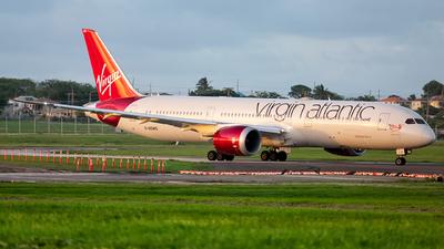 G-VOWS - Boeing 787-9 Dreamliner - Virgin Atlantic Airways