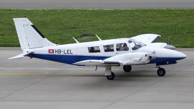 A picture of HBLEL - Piper PA34200 Seneca - [347350313] - © ErezS