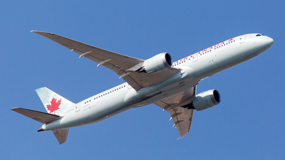 A picture of CFPQB - Boeing 7879 Dreamliner - Air Canada - © Konoha