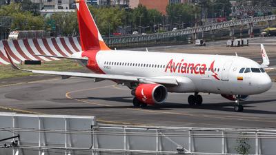 N745AV - Airbus A320-214 - Avianca