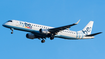 A picture of GFBEK - Embraer E195LR - [19000168] - © Philippe CHASTAGNOL