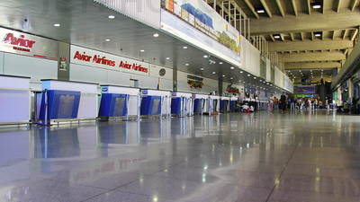 SVMI - Airport - Terminal