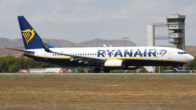 A picture of EIEKM - Boeing 7378AS - Ryanair - © Daniel V.