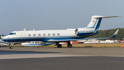 OE-ICQ - Gulfstream G550 - Avcon Jet