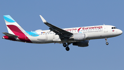 A picture of DAEWM - Airbus A320214 - Eurowings - © AviaStar Photography