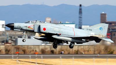 37-8318 - McDonnell Douglas F-4EJ Phantom II - Japan - Air Self Defence Force (JASDF)