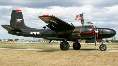 N9682C - Douglas A-26B Invader - Commemorative Air Force
