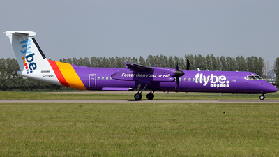 G-PRPD - Bombardier Dash 8-Q402 - Flybe