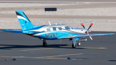 N72WY - Piper PA-46-500TP Malibu Meridian - Private