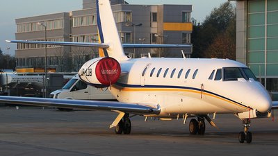 UR-LDB - Cessna 680 Citation Sovereign - Private