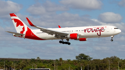 C-FMWP - Boeing 767-333(ER) - Air Canada Rouge