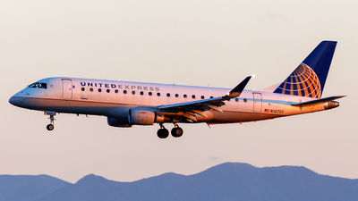 N107SY - Embraer 170-200LR - United Express (SkyWest Airlines)