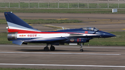 01 - Chengdu J10A - China - Air Force