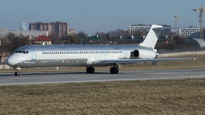 UR-CRX - McDonnell Douglas MD-82 - Bukovyna Aviation Enterprise