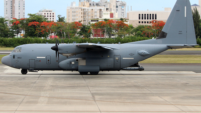 96-8153 - Lockheed Martin EC-130J Hercules - United States - US Air Force (USAF)