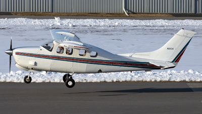 N92CK - Cessna P210N Silver Eagle - Private