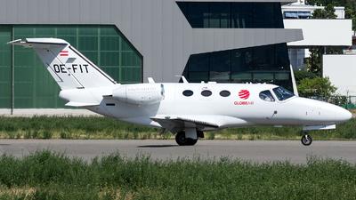 OE-FIT - Cessna 510 Citation Mustang - GlobeAir