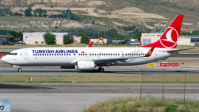 TC-JYN - Boeing 737-9F2ER - Turkish Airlines