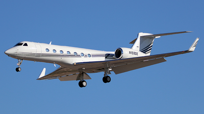 N159DE - Gulfstream G550 - Private