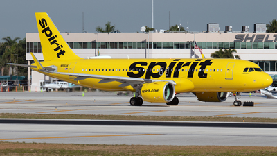 A picture of N916NK - Airbus A320271N - Spirit Airlines - © PAUL LINK