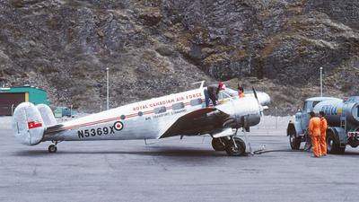 N5369X - Beech CT-128 Expeditor Mk.3NM - Dutch Dakota Association (DDA)