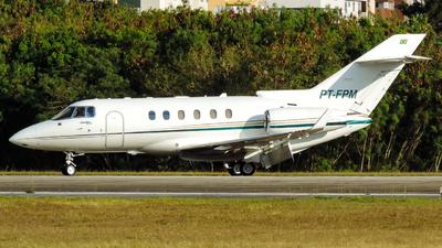 PT-FPM - Hawker Beechcraft 850XP - Private