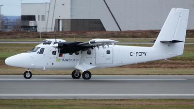 C-FCPV - De Havilland Canada DHC-6-300 Twin Otter - Provincial Airlines