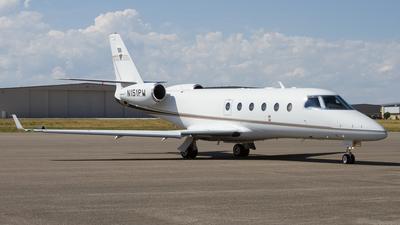 N151PW - Gulfstream G150 - Private