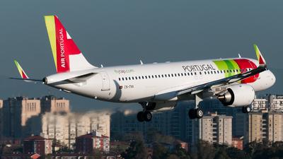 CS-TVA - Airbus A320-251N - TAP Portugal