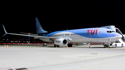 A picture of DATUJ - Boeing 7378K5 - TUI fly - © Justin Stöckel