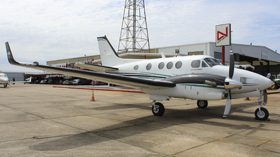 N68NT - Beechcraft C90GTi King Air - Private
