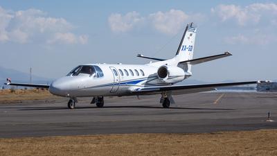 A picture of XASDI - Cessna 550B Citation Bravo - [5500983] - © victor Ambriz
