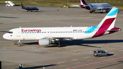 A picture of DABNN - Airbus A320214 - Eurowings - © Yannick Schreiber