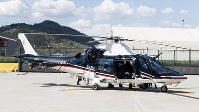 MM81673 - Agusta-Westland AW-109N Nexus - Italy - Arma dei Carabinieri