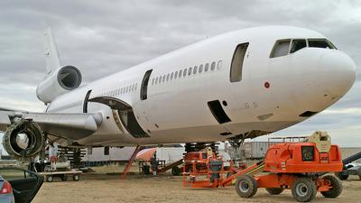 N858V - McDonnell Douglas DC-10-40 - Private