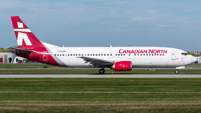 C-FFNM - Boeing 737-436 - Canadian North