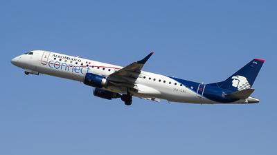XA-GAL - Embraer 190-100IGW - Aeromexico Connect