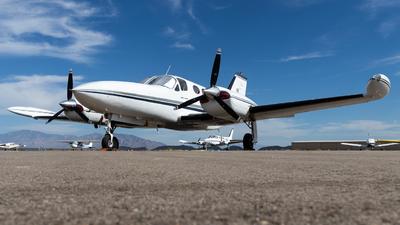 N711TP - Cessna 421B Golden Eagle - Private