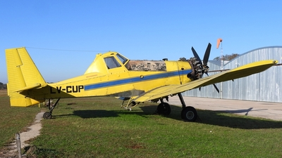 LV-CUP - PZL-Mielec M-18A Dromader - Private