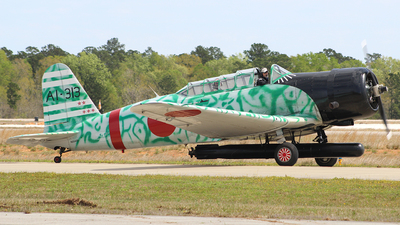 N3242G - North American AT-6 Texan - Private