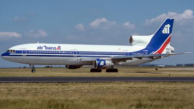 C-FTNG - Lockheed L-1011-150 Tristar - Air Transat