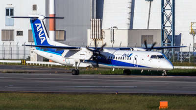 JA859A - Bombardier Dash 8-Q402 - ANA Wings